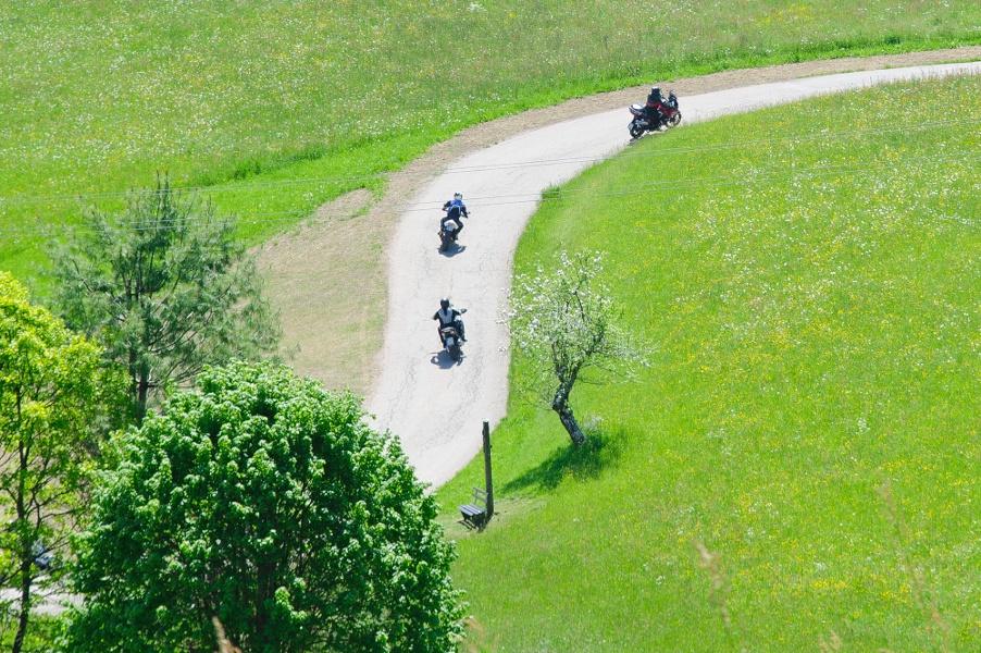 Große Hotzenwald-Tour 440 km
