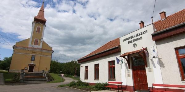 Lignitbányászati Emlékház (Rózsaszentmárton)