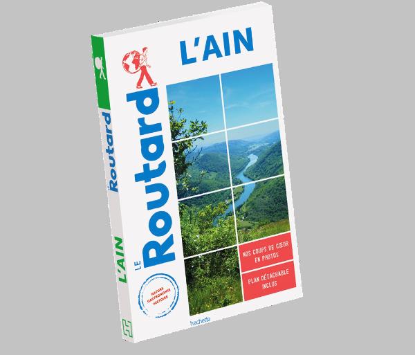 Guide du Routard - L'Ain