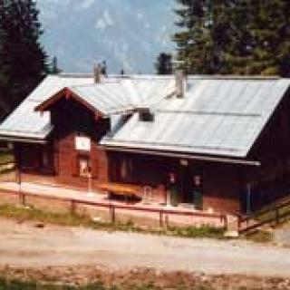 Trögelhütte (1429 m) - DAV Sektion München