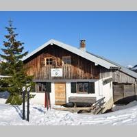 Rauhalmhütte (1400 m) - DAV Sektion München