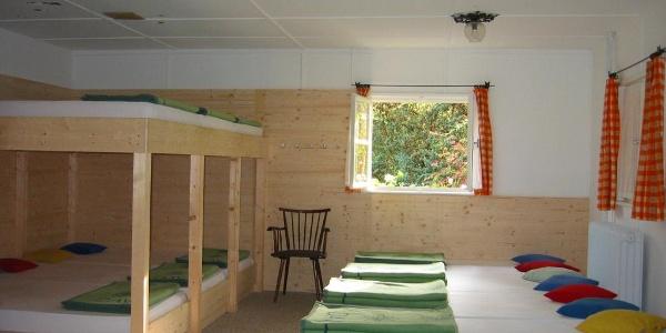 Hammerhütte - Lager