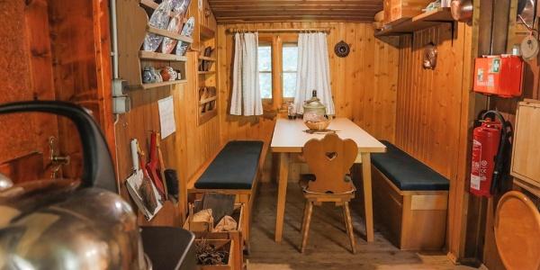 Aufenthaltsraum / Küche Bild II
