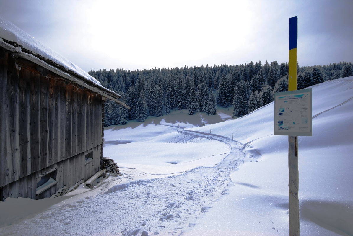 Furner Winterwanderweg