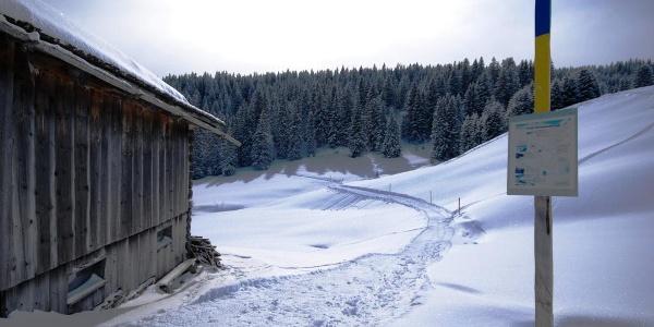 Furner Winterwanderweg