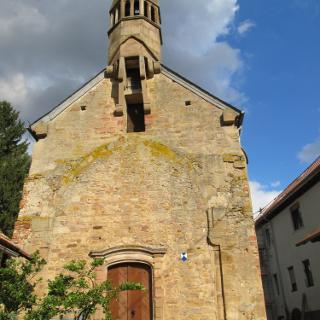 Abtei in Hof-iben