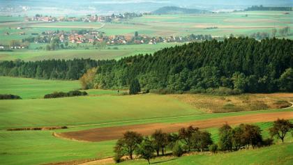 Die Umgebung von Bad Dürrheim