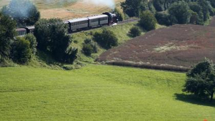 Sauschwänzlebahn beim Achdorfer Weg