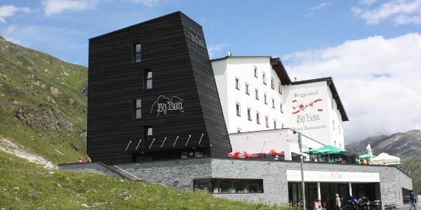 Berggasthof Piz Buin Sommer