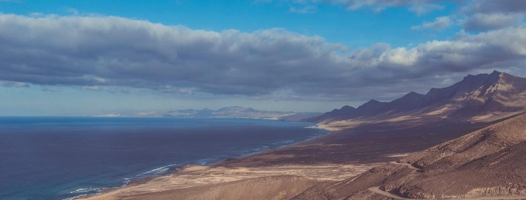 Cycling on Fuerteventura