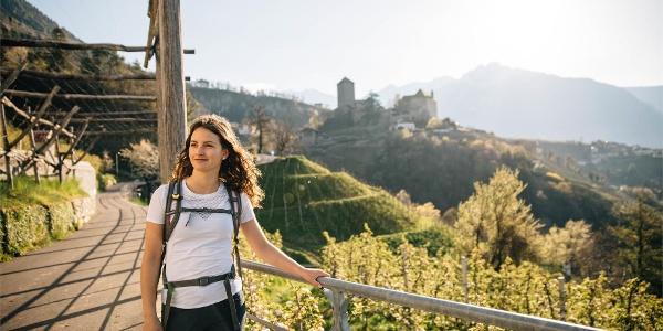 Sentiero culturale - Tirolo