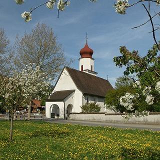 Thüringen, Katholische Filialkirche Heilige Anna