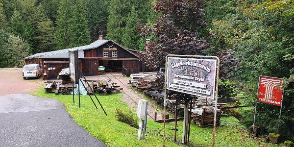 Sägewerksmuseum Herklotzmühle