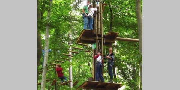 Waldkletterpark