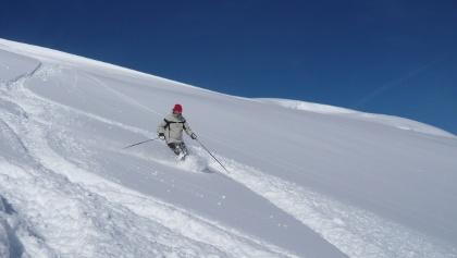 Freeride am Nebelhorn