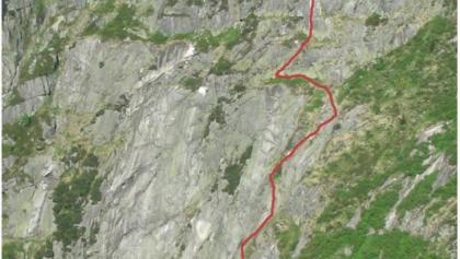 Klettersteig Uri : Via ferrata hexensteig uri switzerland youtube