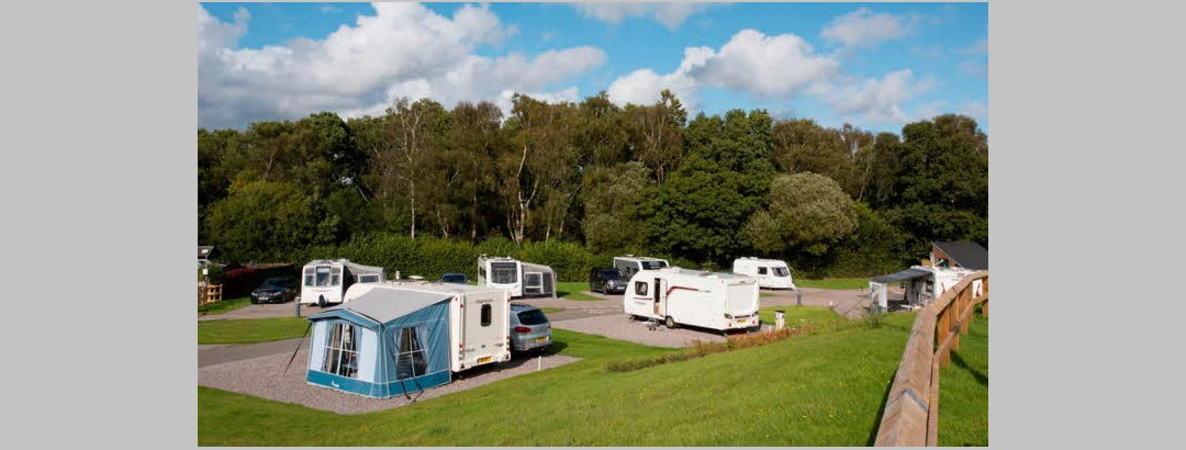 Black Knowl Caravan Club Site