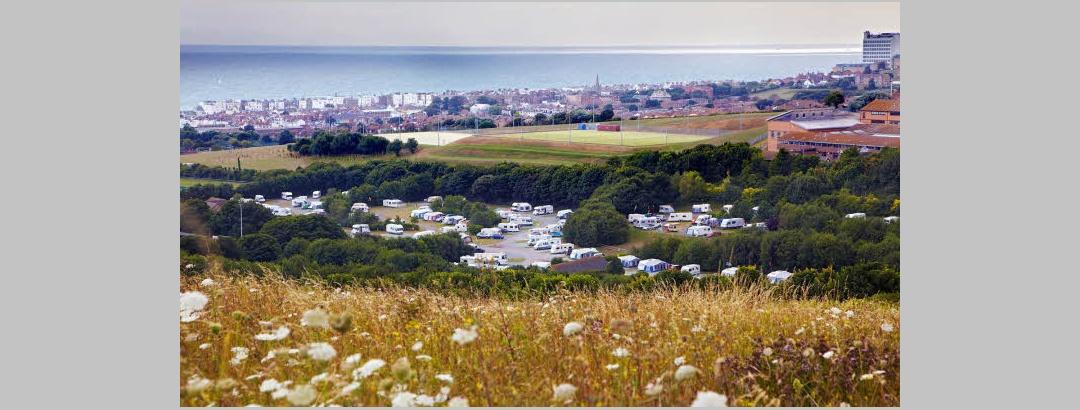 Brighton Caravan Club Site