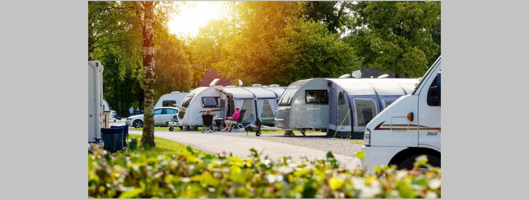 Castleton Caravan Club Site