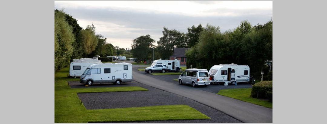 Chapel Lane Caravan Club Site