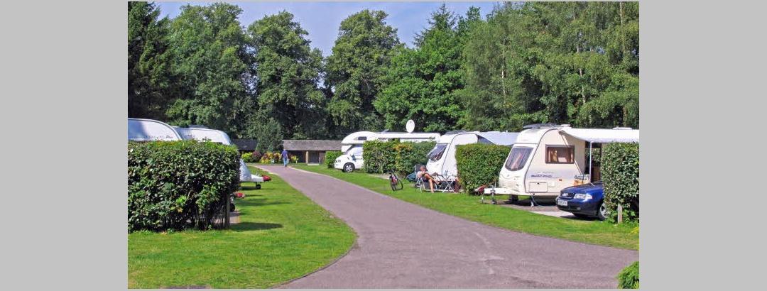 Chatsworth Park Caravan Club Site