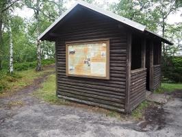 Foto Schutzhütte-großer Zschirnstein