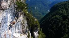 Grünstein Klettersteig, Schönau am Königssee