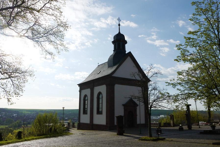 Der Jakobsweg - Tageswanderung von Heckendalheim nach Blieskastel