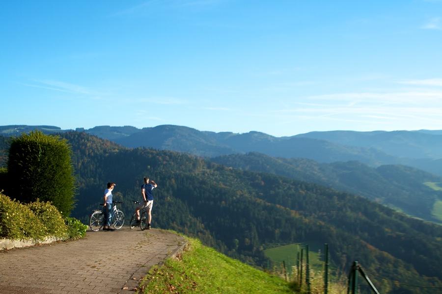 Schwarzwald Panorama-Radweg