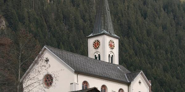 Gaschurn, Katholische Pfarrkirche Heiliger Erzengel Michael