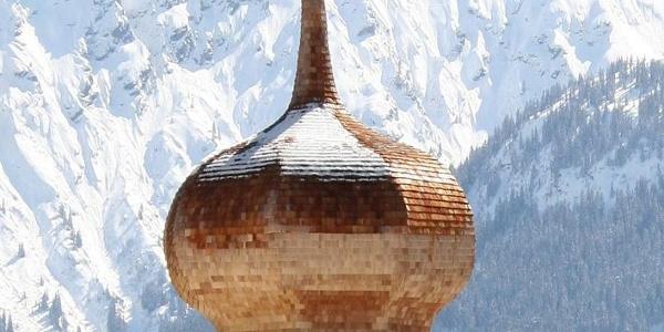 Sankt Gallenkirch, Kuratienkirche Heiliger Nikolaus