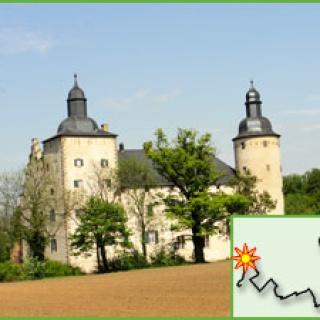 Euskirchen-Satzvey: Burg Veynau