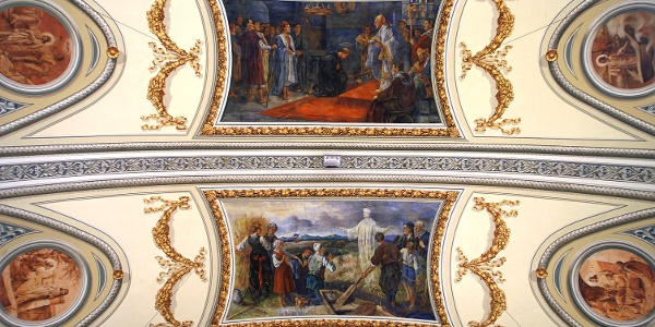 Schruns, Katholische Pfarrkirche Heiliger Jodok 5