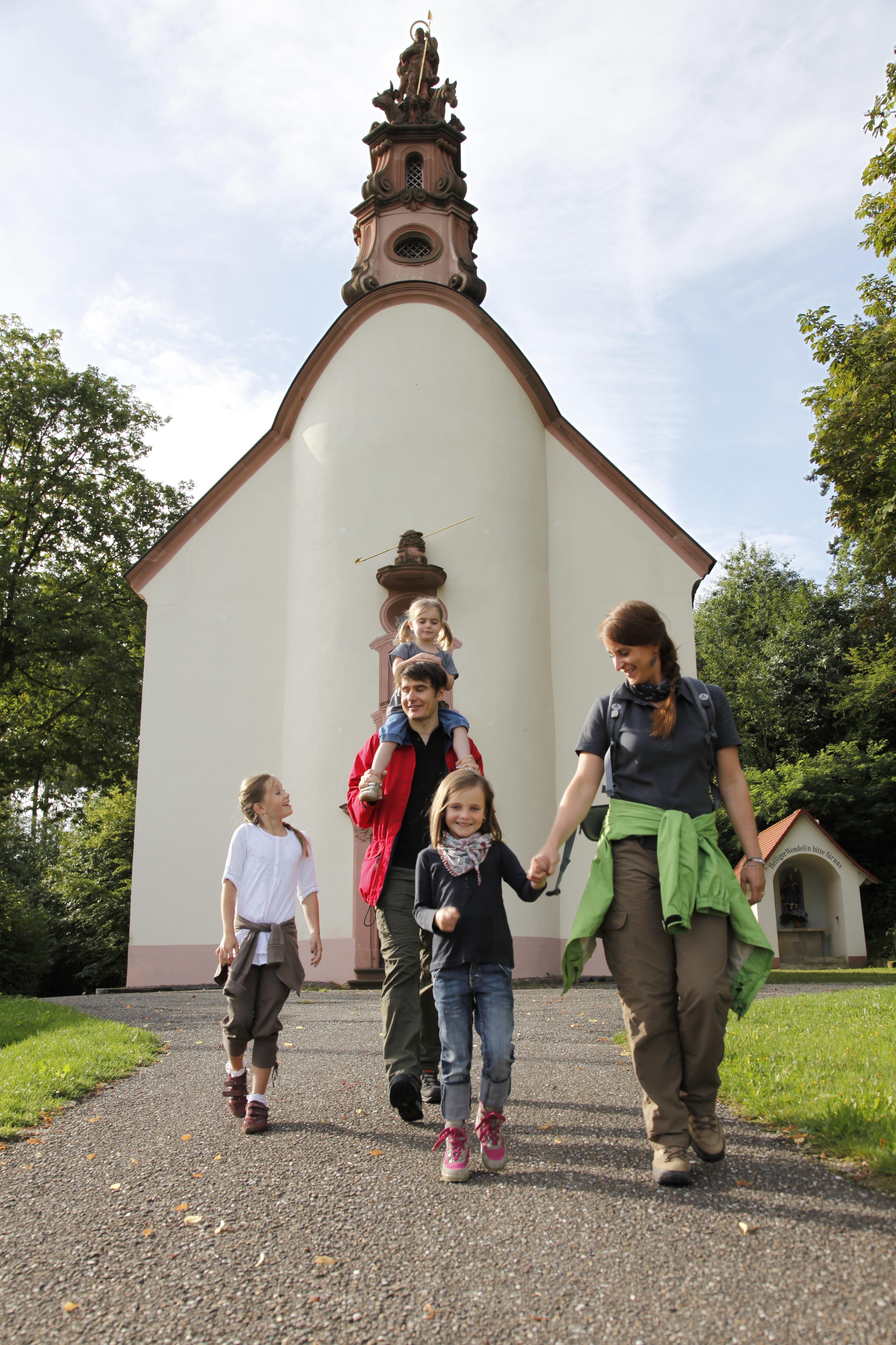 Wallfahrtskapelle St. Wendel in Oberkirch-Bottenau