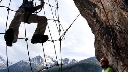 Klettersteig Bern : Die schönsten klettersteige in der schweiz