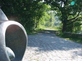 Wandern von Wasserburg aus - Durch die Innauen nach Attel