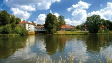 Weser-Radweg, 09. Etappe: Von Nienburg bis Hoya