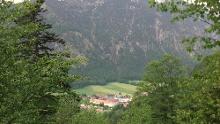 Ettaler Manndl 1633  m von Ettal