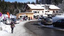 Schneeschuhwandern im Naturschutzgebiet Langen-Trubelsbach