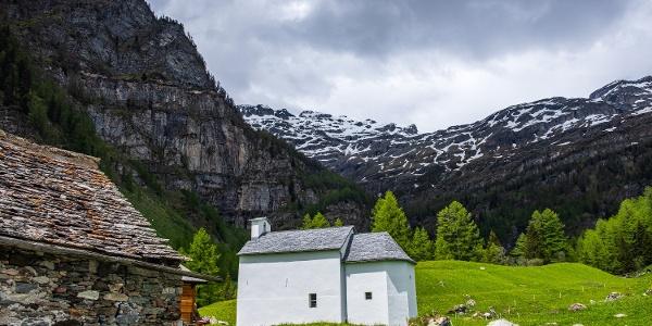 Alpje Kapelle