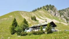 Die Schönfeldhütte (1.410m) - DAV Sektion München