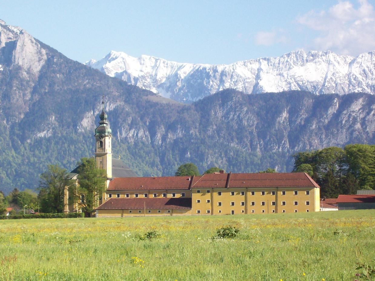 Kloster Reisach in Oberaudorf