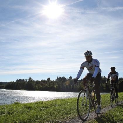 Rennrad fahren im Harz