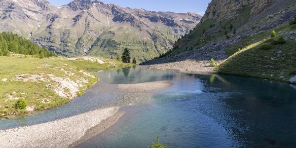Le Lac du Fangeas