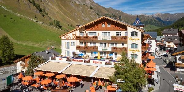 Vital Hotel Samnaunerhof***s