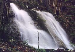 Wandern von Flintsbach aus - Zu den drei Wasserfällen