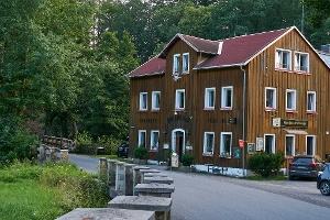 Foto Bockmühle Polenztal