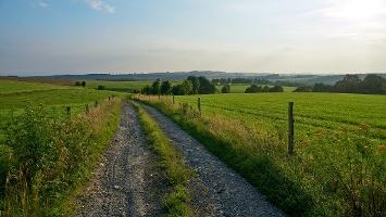Foto Panorama vom Wendischauer Weg