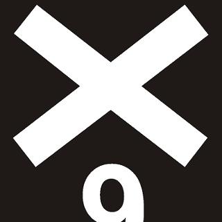 X9-wegekennzeichen