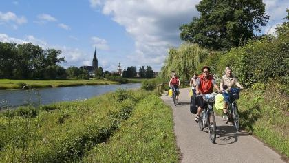 Radtour Kirchen und Klöster